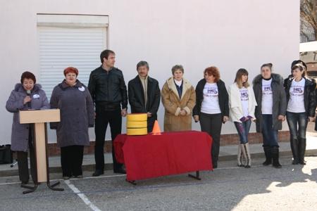 Администрация школы и организаторы праздника